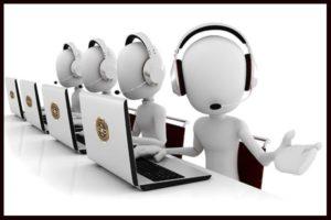 Отдел телемаркетинга на аутсорсинге