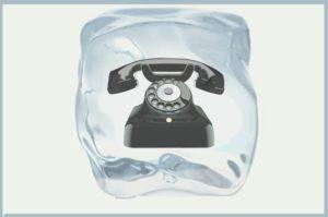 пример холодного звонка